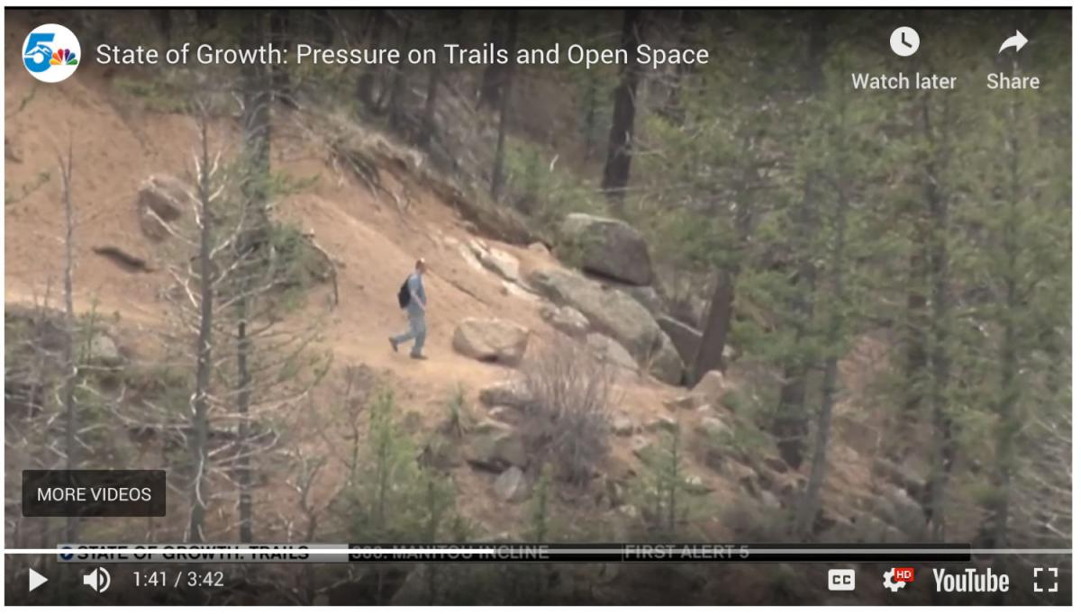 State of Growth: Pressure on Trails and Open Space
